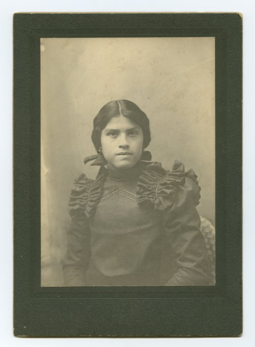 Nora Hazelett - Page