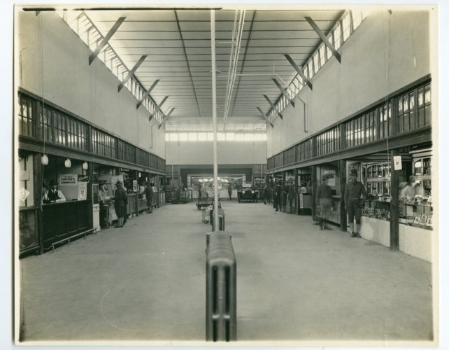 Arcade at Army City, Kansas - Page