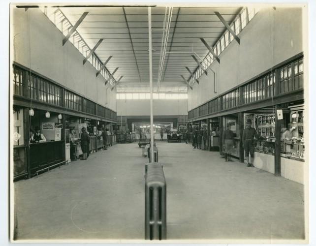 Arcade at Army City, Kansas - Page
