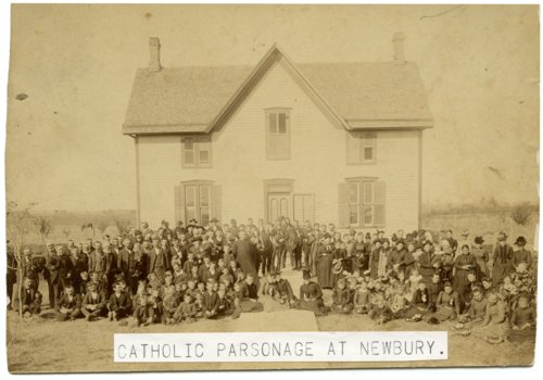 Catholic Parsonage in Newbury, Kansas - Page