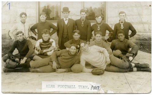 Alma High School football team - Page