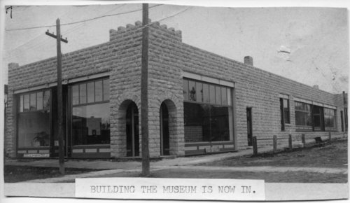 Post office in Alma, Kansas - Page