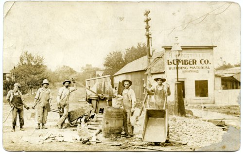 Harveyville Lumber Company in Harveyville, Kansas - Page