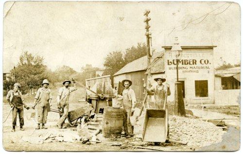 Harveyville Lumber Company in Harveyville, Kansas - Page