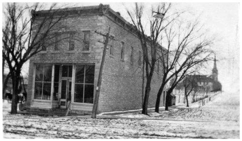 Simon Mercantile Store in Alma, Kansas - Page