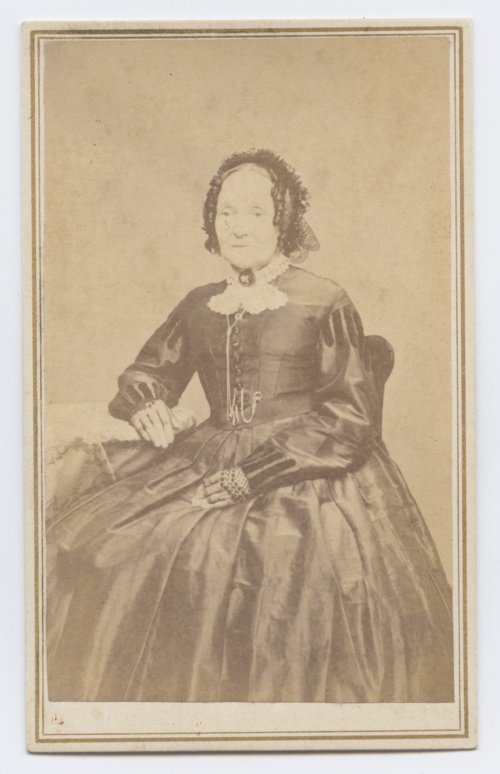 Harriet Goodnow - Page