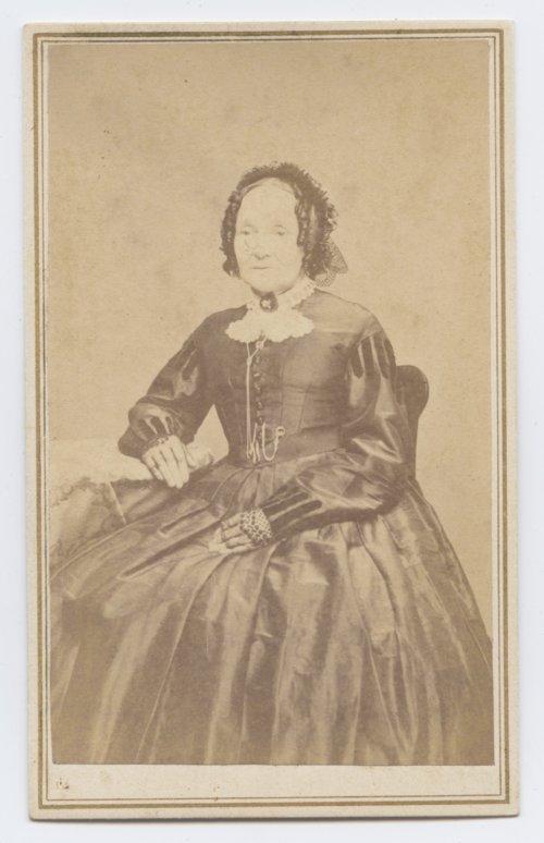 Harriet Goodnow - Page