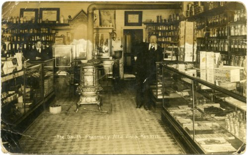 Smith Pharmacy in Alta Vista, Kansas - Page