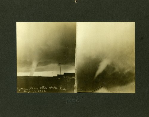1905 tornado in Alta Vista, Kansas - Page