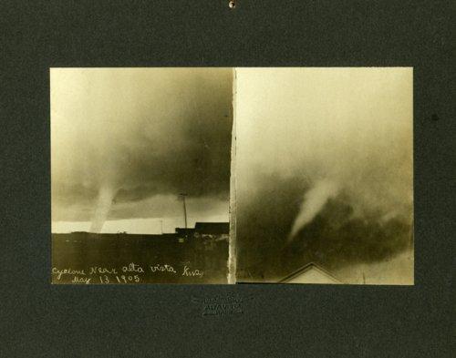 1905 tornado in Alta Vista, Kansas - Page