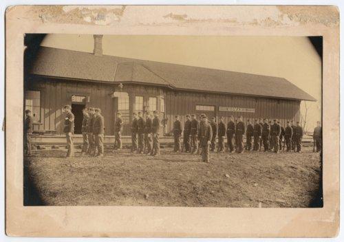 Kansas National Guard in Howard, Kansas - Page