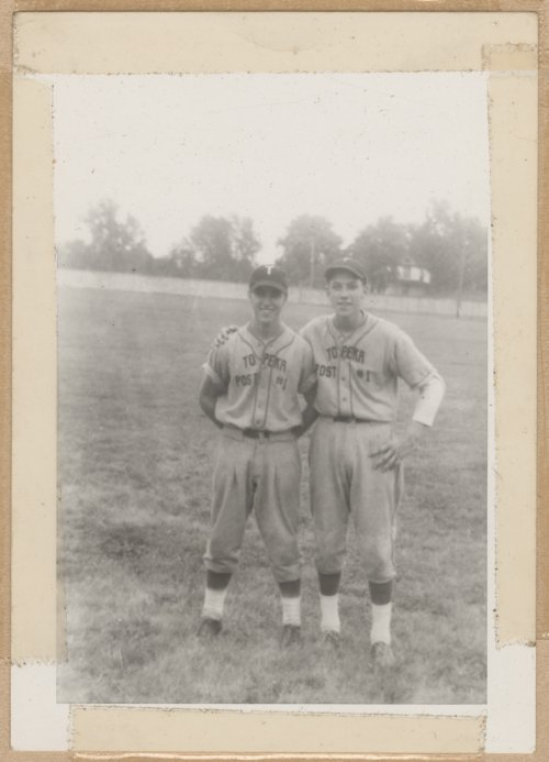 Don Farmer and Harland Coffman, Topeka, Kansas - Page