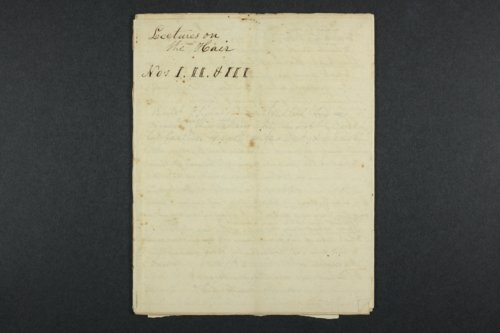 Isaac Goodnow lectures and writings - Page
