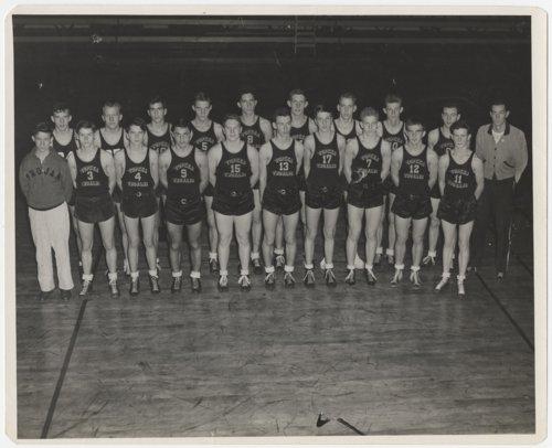 Topeka High School basketball team - Page