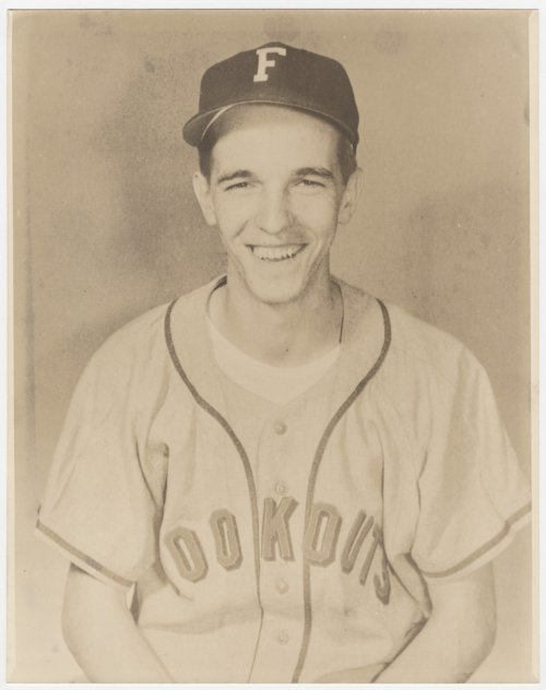 Ed Wilson of the Fulton, Kentucky, baseball team - Page