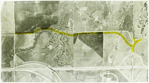 Kansas Museum Of History site aerial view, Topeka, Kansas - Page