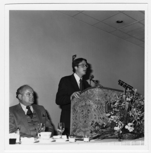 Banquet for the opening of the new museum, Topeka, Kansas - Page