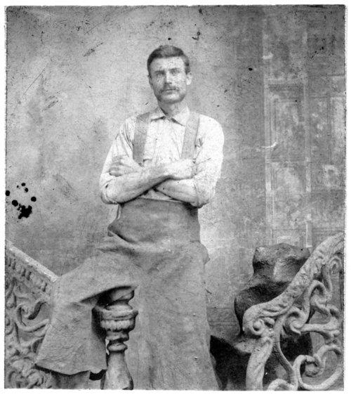 John Crisp in Chalk, Kansas - Page