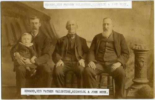 Mock family, Paxico, Kansas - Page