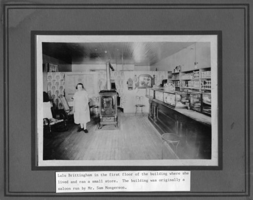 Brittingham Store, Paxico, Kansas - Page