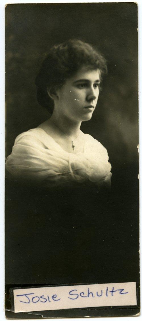 Josie Schultz - Page