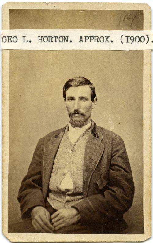 George L. Horton - Page