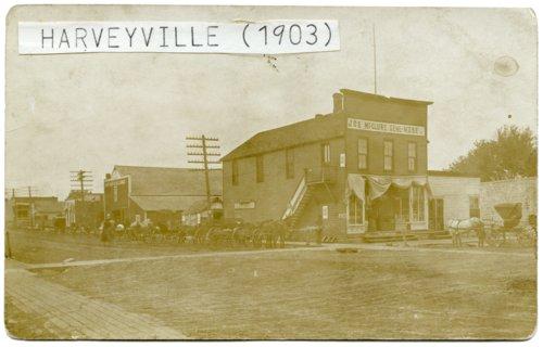 Joe McClure General Merchandise store in Harveyville, Kansas - Page