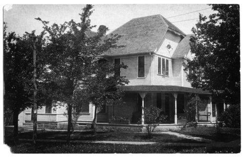 August Meseke residence in Alta Vista, Kansas - Page