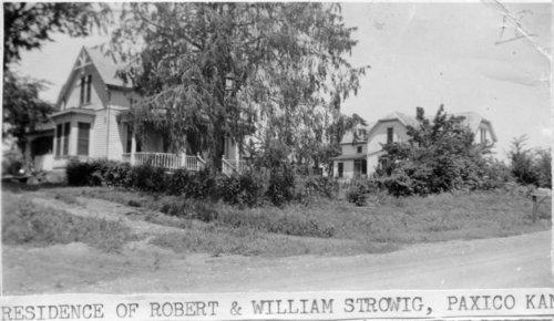 Strowig residences, Paxico, Kansas - Page