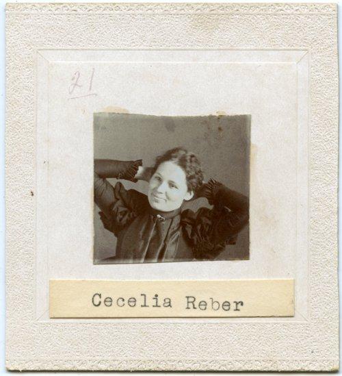 Cecelia Reber - Page