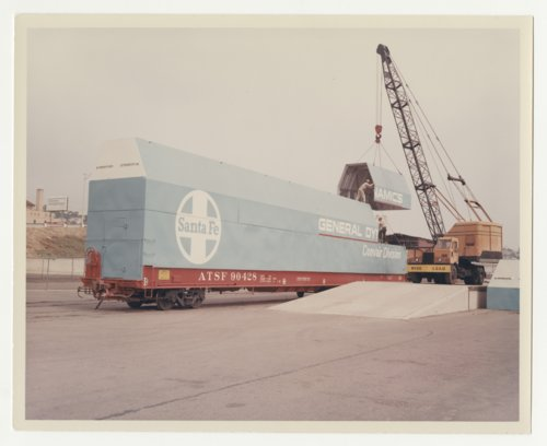 General Dynamics Convair Strato-Box car - Page
