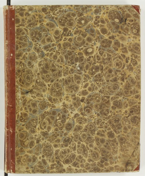 Isaac Tichenor Goodnow diary - Page