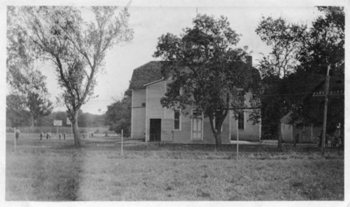 Grade school in Harveyville, Kansas - Page