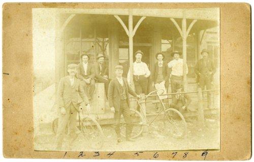 Bunger Hotel, Alta Vista, Kansas - Page