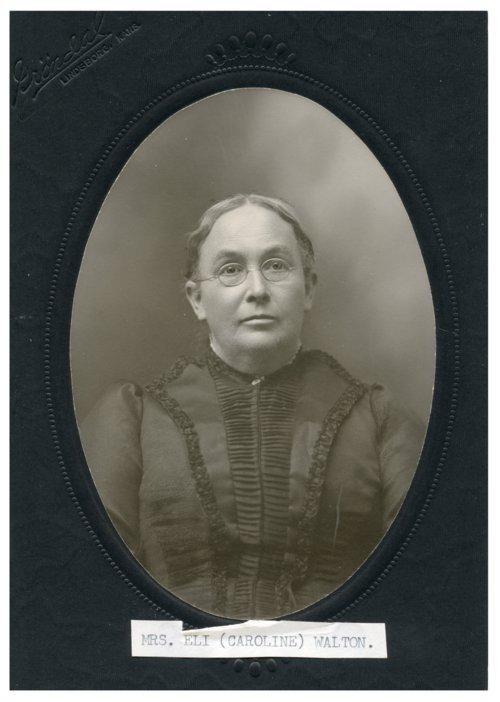 Caroline Walton - Page