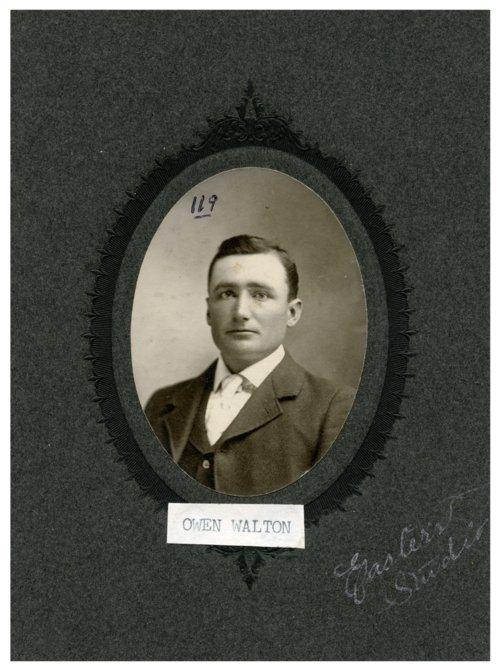 Owen Walton - Page