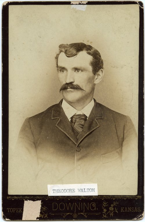 Theodore Walton - Page