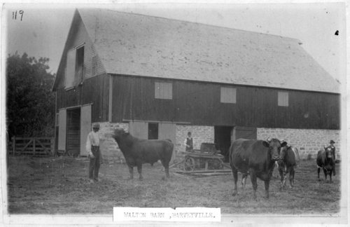 Walton barn, Harveyville, Kansas - Page