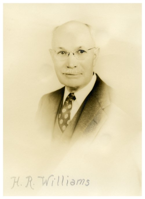 H. R. Williams - Page