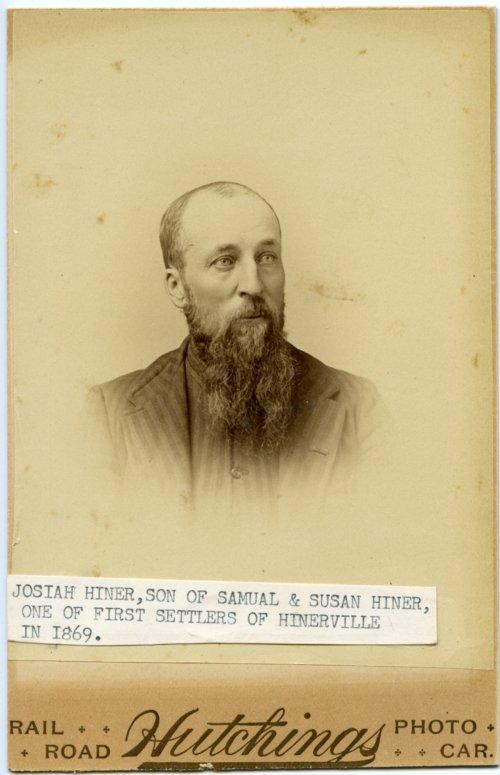 Josiah Hiner - Page