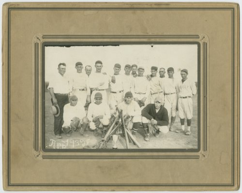 Appanoose township baseball team in Franklin County, Kansas - Page