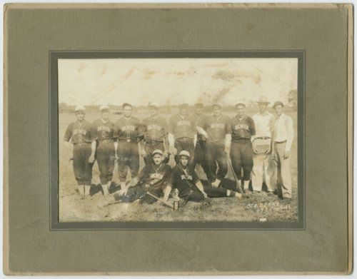 Baseball team from Richter, Kansas - Page