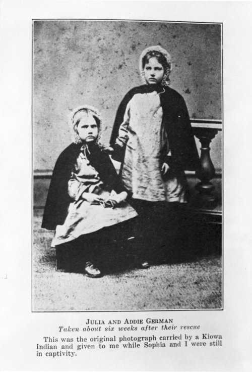 Julia and Adelaide German - Page