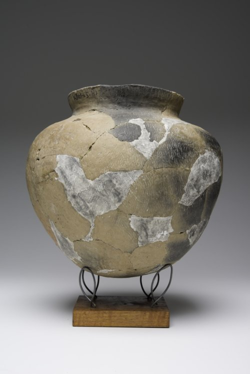Smoky Hill Phase Middle Ceramic Vessel from the Minneapolis Site, 14OT5 - Page