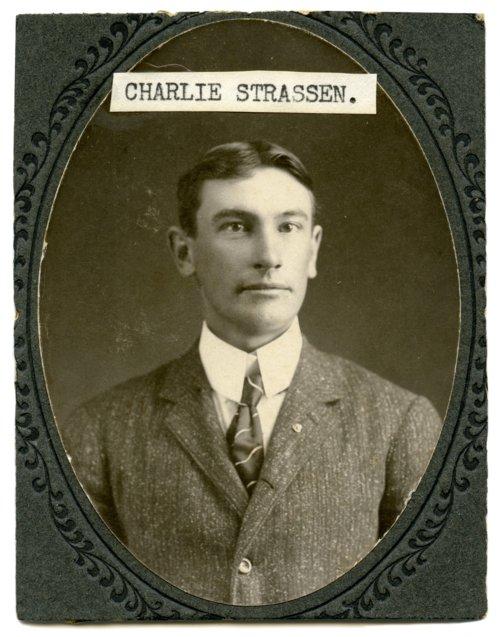 Charlie Strassen - Page