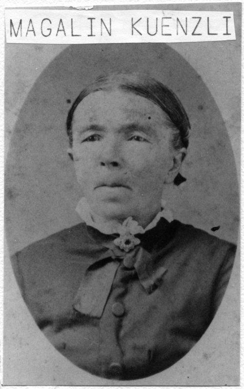 Magdalena Kuenzli - Page