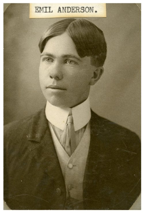 Emil Anderson - Page