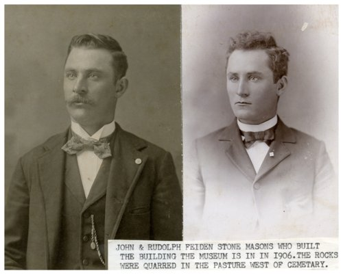 John and Rudolph Feiden - Page