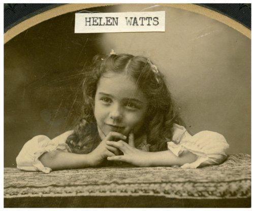 Helen Watts - Page