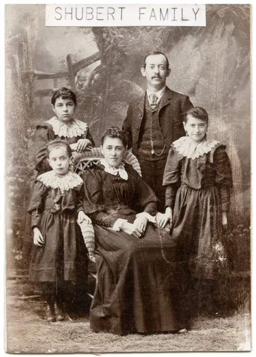 Carl Schubert family - Page